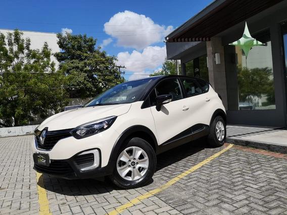 Renault Captur Captur Life 1.6 16v Flex 5p Aut.(pcd) 201...