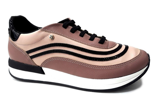 Zapatilla Mujer Piccadilly Imoov Energy Imanes 974027-1