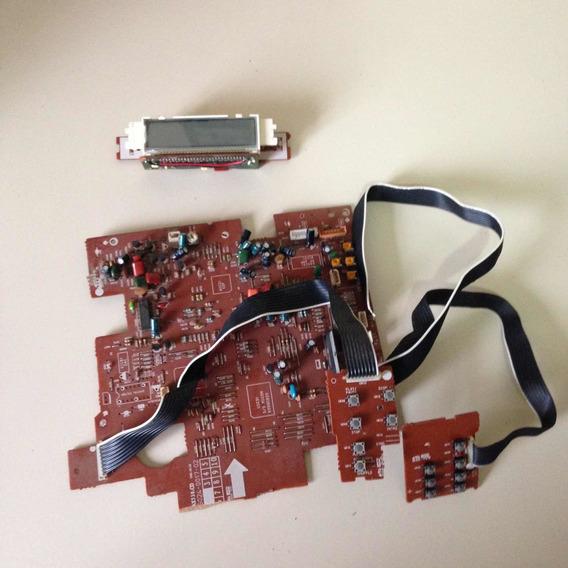 Sucata Da Placa Eletrônica - Sistema De Cd, Samsung Scm-6550