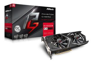 Tarjeta De Vídeo Phantom Gaming X Radeon Rx570 8gb