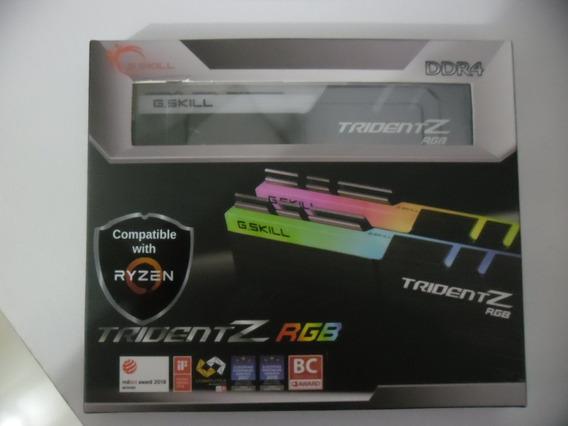 Tridentz Rgb 16gb (2x8gb) 3600mhz Cl 18 Ryzen/intel