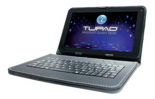 Tablet Computadora Con Teclado Multi Táctil Tupad Tu29679-58
