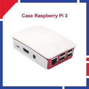 Case Oficial De Raspberry Pi3