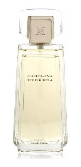 Perfume Carolina Herrera New York Edt 100ml
