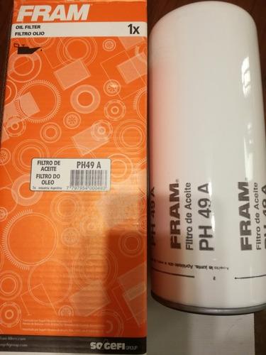 Filtro Aceite Compatible Con Volvo / Sc
