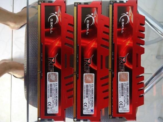 Kit Memoria Ddr3 Gskill Ripjaws 12gb