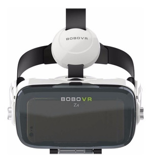 Bobovr Z4 Virtual Reality 3d Glasses Com Headphone Vr 3d