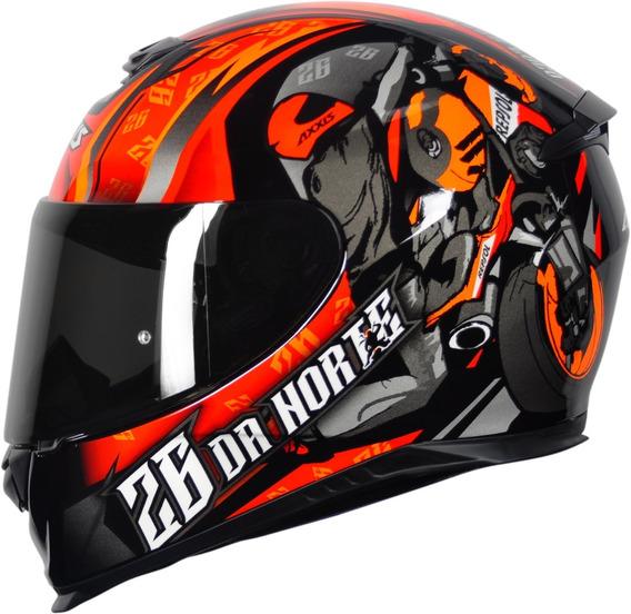 Capacete Axxis Eagle 26 Da Norte Capacete Moto