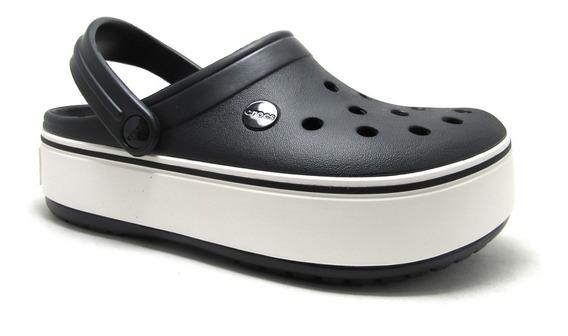 Crocband Platform Clog Original