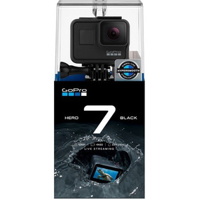 Câmera Digital Gopro Hero 7 Black 12mp Wi-fi 4k Original