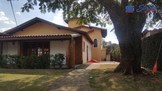 Casa Comercial Para Venda E Locação, Mirantes Das Estrelas, Vinhedo. - Ca0988