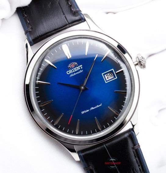 Relógio Orient Bambino Automático Azul
