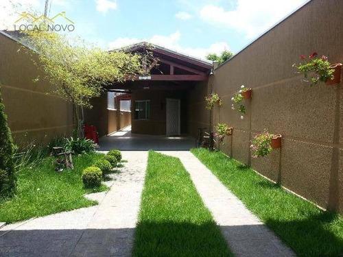 Casa Com 2 Dormitórios À Venda, 108 M² Por R$ 430.000,00 - Parque Maria Helena - Suzano/sp - Ca0080