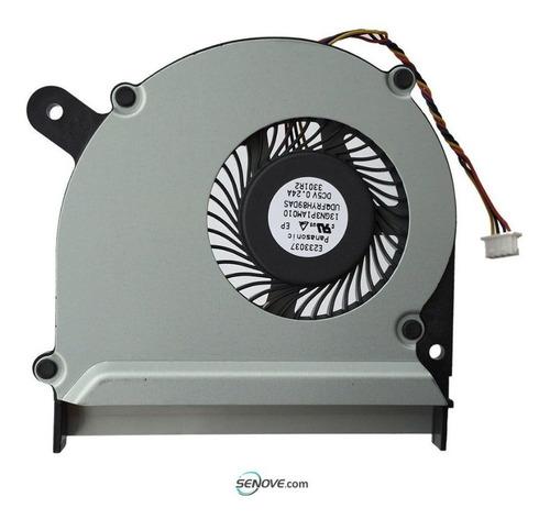 Ventilador Asus S400  S500   F502   X502  X402
