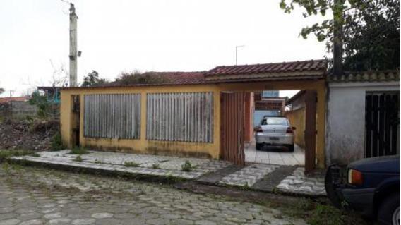 Casa No Jd Palmeiras Lado Praia - Itanhaém 5846 | Npc