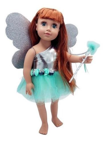 Mila Hada Dolls Ropa Muñecas 45 Cm/18 PuLG Educando