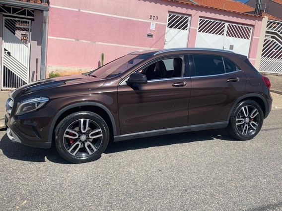 Mercedes-benz Classe Gla 1.6 Vision Turbo Flex 5p 2015