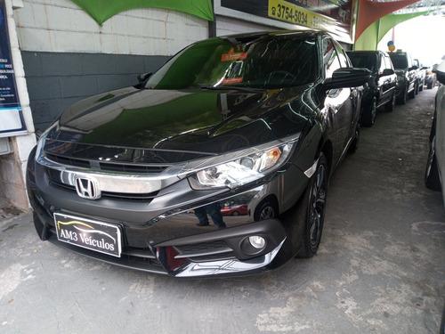 Honda Civic 2017 2.0 Ex Flex Aut. 4p