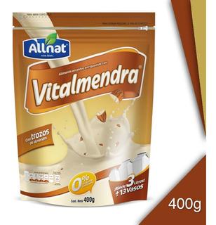 Leche De Almendra En Polvo 400g Vitalmendra