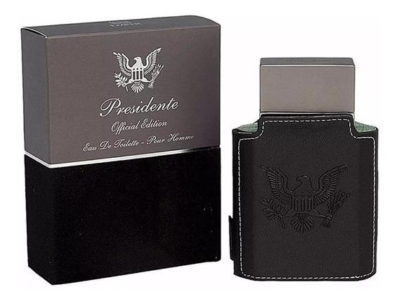 Perfume Emper Presidente Official Edition 100ml - Masculino