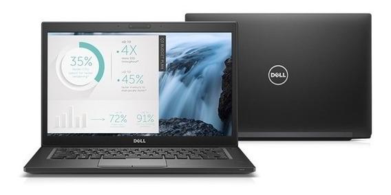 Notebook Dell Latitude 7480 Core I5 7300u 14 8gb Ssd 512