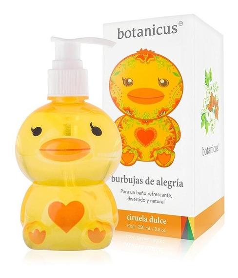 Burbujas De Baño Botanicus Ciruela Manzanilla Ultra Suave