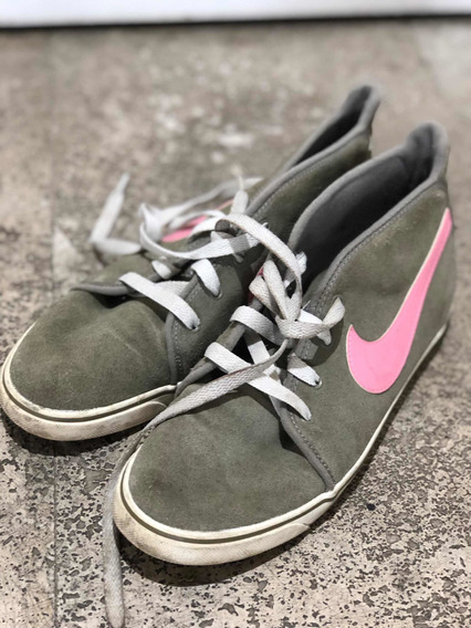 Zapatillas Nike Mujer Botita 8 1/2