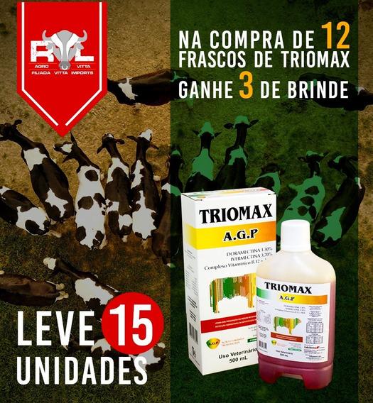 Triomax Agp 12 Unidades Promoção