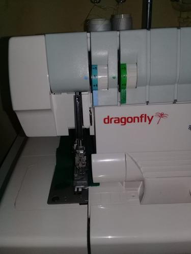 Maquina Recubridora Semi-industrial Dragonfly