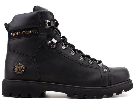 Bota Coturno West Coast Original 5790 Worker Loja Pixolé