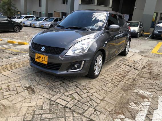 Suzuki Swift 1.4 2017 Automatico