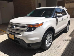 Ford Explorer Limited At 7p 3500cc 4x4 2015