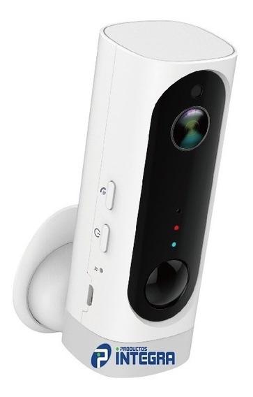 Camara Inalambrica A Pila Wifi 1080p Ir Audio 720p Pila In6