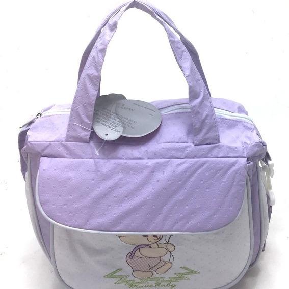 Bolsa Frasqueira Saída Maternidade Kit Bebê Mv 138t Diver