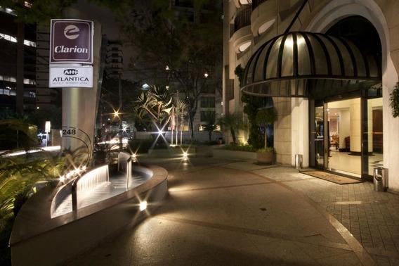 Flat Clarion, No Itaim, Prox A Av. 9 De Julho, Faria Lima, Ótimo Investimento - Sf29640