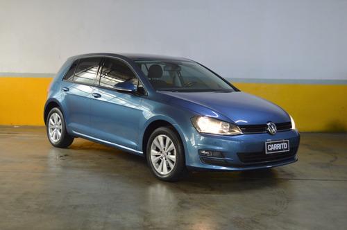 Volkswagen Golf 2015 Comfortline Automatico Azul Nafta