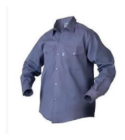 Camisa Ombu Azul-beige-verde-azulino Distribuidores Ombu Fca