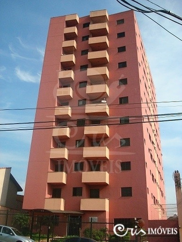 Apartamento Em Jardim Pedroso - Mauá - Sp - Av02/a126