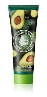 Crema Hidratante De Manos Con Aceite De Aguacate Oriflame
