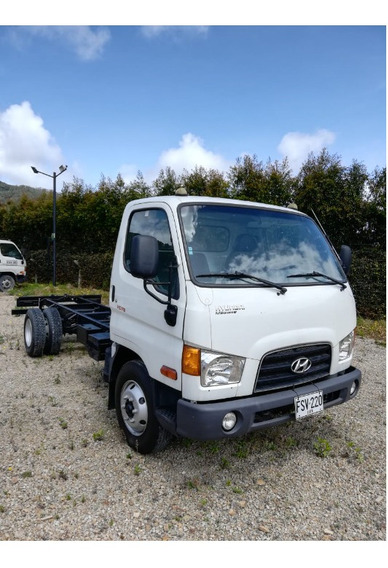 Hyundai Hd78c Camion