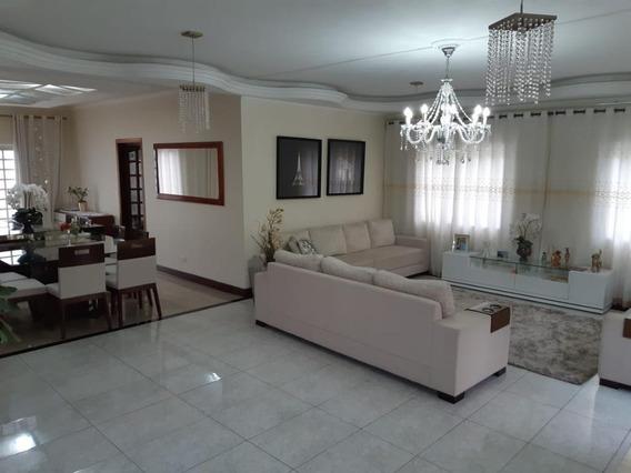 Sobrado Com 4 Dormitórios Para Alugar, 420 M² Por R$ 6.500,00/mês - City América - São Paulo/sp - So2455