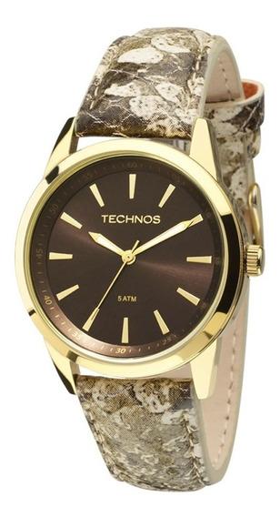 Relógio Technos Feminino 2035mcs/2m