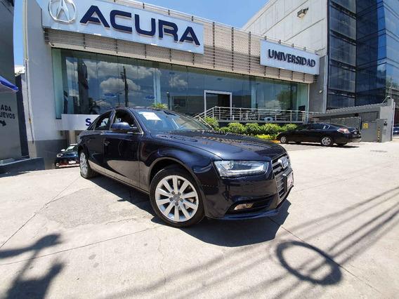 Audi A4 4p Luxury L4/2.0/t Aut
