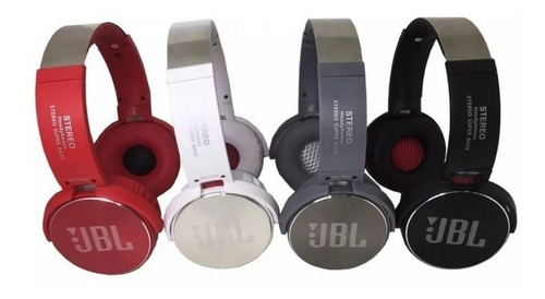 Audifonos Extra Bass Inalambrico Bluetooth Radio Auxiliar