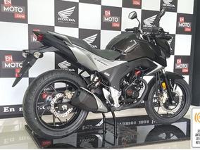 Honda Cb160 Dlx Modelo 2020 Cuota Inicial Desde $100.000