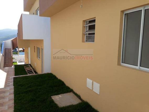 Casa Para Venda Em Mogi Das Cruzes, Vila São Paulo, 2 Dormitórios, 1 Banheiro, 1 Vaga - 1120