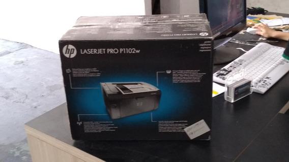 Impressora Hp 1102w Apenas 500 Cópias