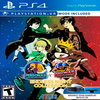Persona Dancing Endless Night Collection Ps4 (en D3 Games).