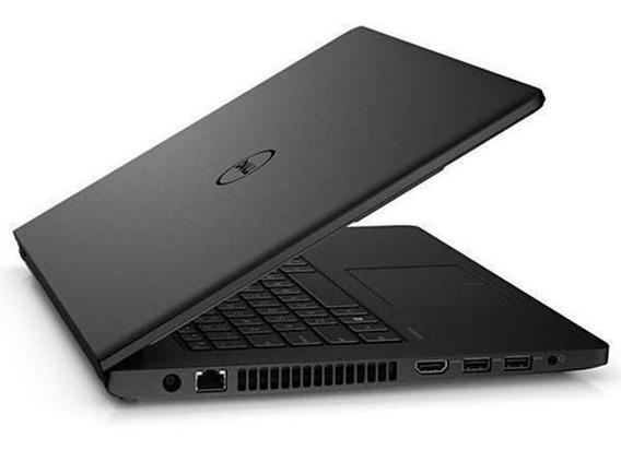 Notebook Dell 3470 Intel Core I3 6ger 4gb 500gb - Novo