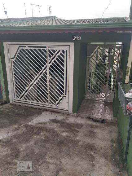 Casa Para Aluguel - Jardim América Ii, 2 Quartos, 60 - 893035594